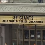 San Francisco Giants Celebrate