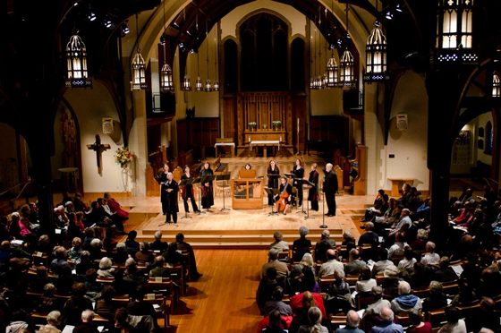 Early Music Vancouver concert