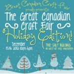 Inaugural Great Canadian Craft Fair