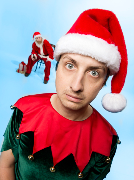 photo by david cooper - David Sedaris Christmas