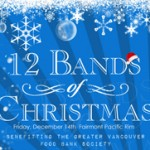 12 Bands of Christmas Food Drive