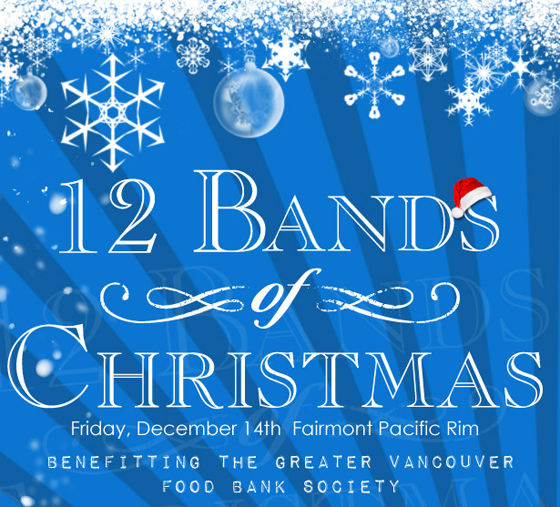 12bands poster