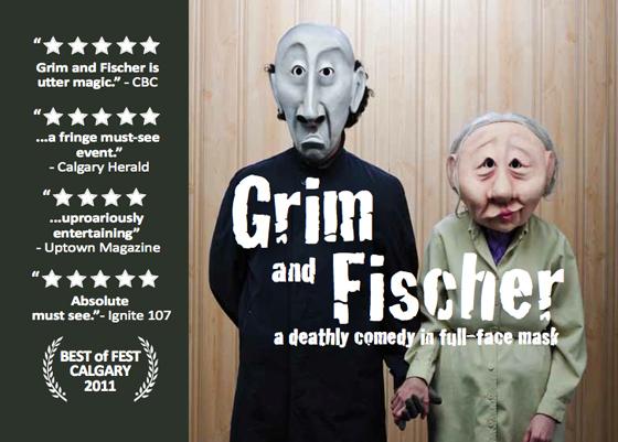 Grim & Fischer Calgary flyer