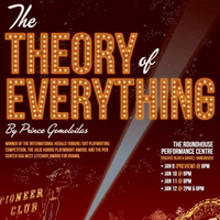Theory of Everything poster detail