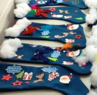 Beauty Night Xmas stockings