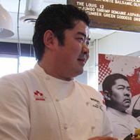 Chef Alex Chen