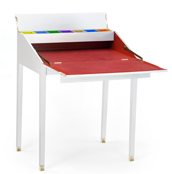 D Coupland Writing Desk