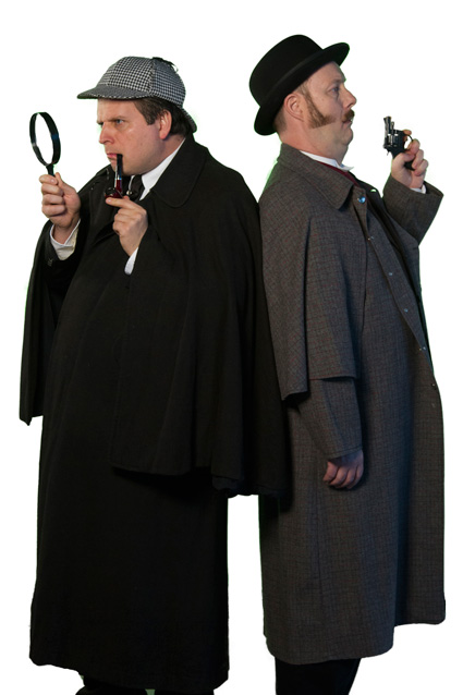 Damon Calderwood, Gordon Roberts