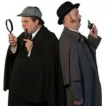 Holmes & Watson Save the Empire!