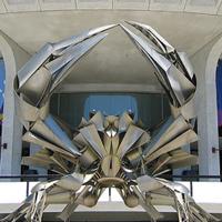 McMillan Space Centre crab sculpture