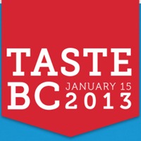 Taste BC poster detail