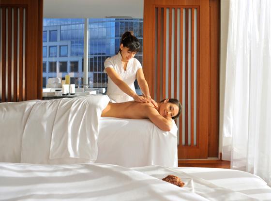 Willow Stream Spa massage