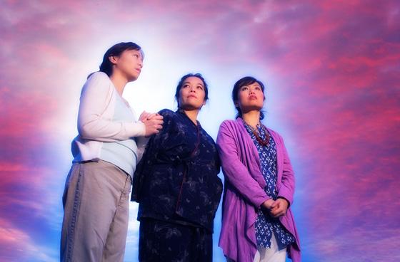 Yvette Lu, Linda Leong Sum, Aurora Chan