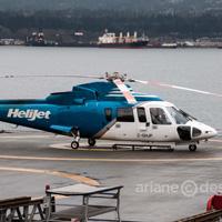 Helijet Vancouver waterfront