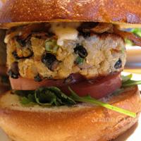 Luke's Veggie Burger