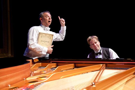 Richard Greenblatt and Ted Dykstra