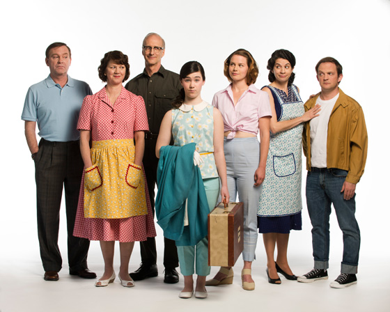 My Turquoise Years cast photo