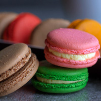 Thierry macarons