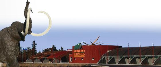 Beringia Centre and mammoth
