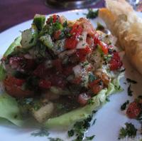 Dishcrawl Carthage Cafe appetizer