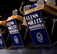 Glenn Miller bandstands