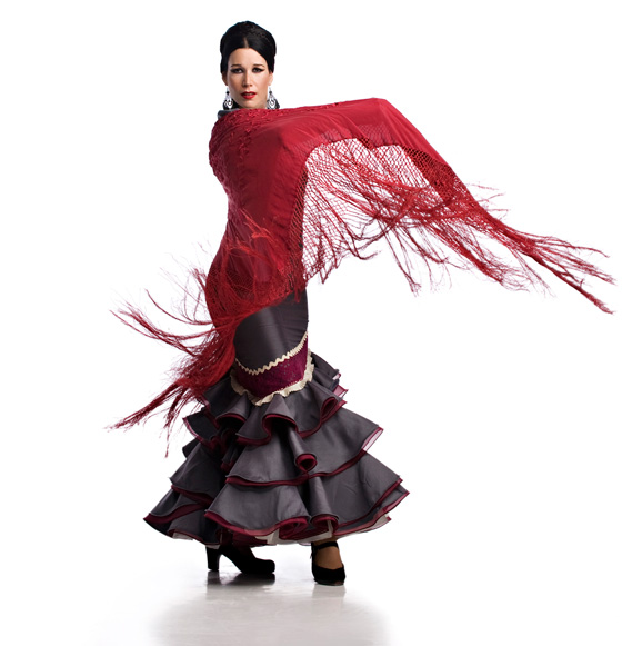 Karen Flamenco. Photo by David Cooper