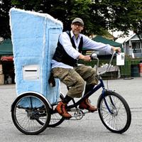 2012 DIY bike transport