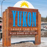 Yukon sign