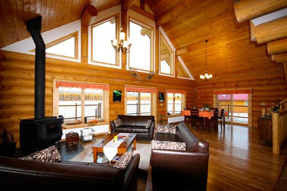 Guest lodge