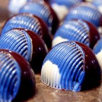 Koko Monk blue moons chocolates