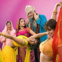 Bollywood Wedding cast members