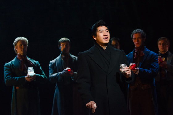 Devin Ilaw as Marius