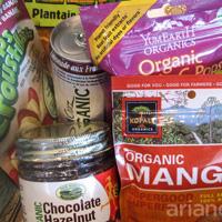 Foodee snack box items