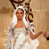 Gianni fashion show