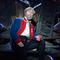 Peter Lockyer as Jean Valjean