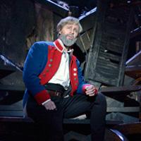Peter Lockyer as Jean Valjean
