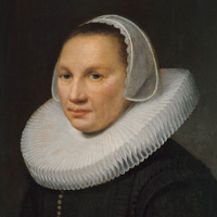 Jan van Ravesteyn, Portrait of a Woman