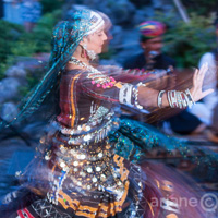Dancing the night away at Indian Summer Festival Gala