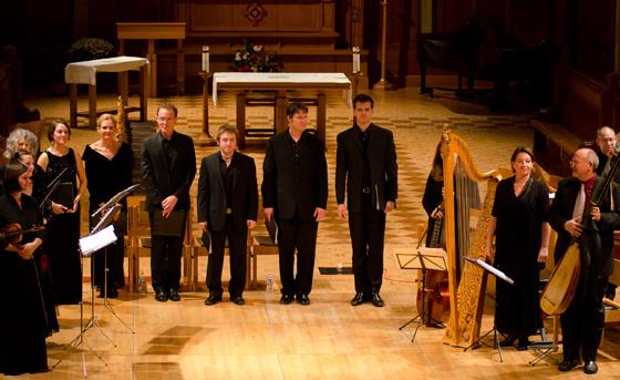 Les Voix Baroques