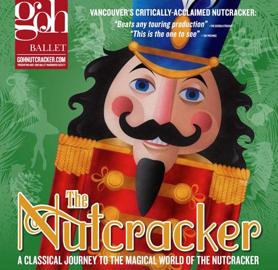 Nutcracker poster