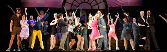 Legally Blonde cast