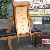Vern drawer and bench