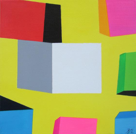 White cube II