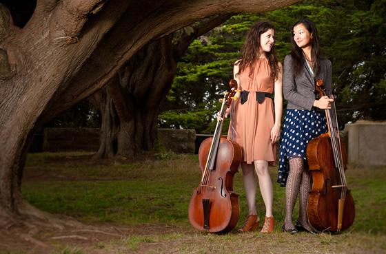 Bradamante Cello Duo