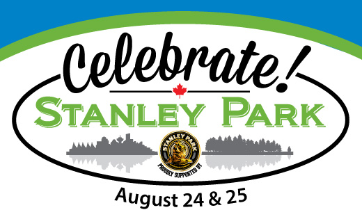 Celebrate Stanley Park logo