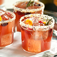 Edible Canada cocktails
