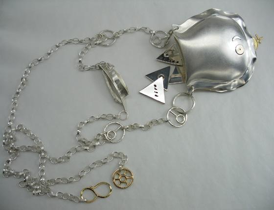 Dominique Brechault jewellery