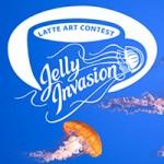 Baristas Take Note: Jellyfish Invasion Latte Art Contest