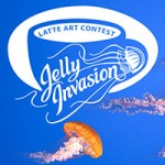 Baristas Take Note: Jellyfish Invasion Latte Art Contest