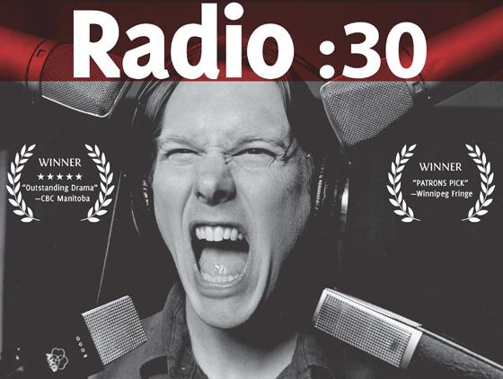 Radio 30 banner